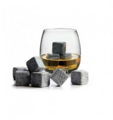 Pierres à Whisky coffret de 9 - Vin Bouquet